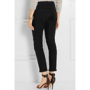 FRAME | Black Skinny Jeans Size 24